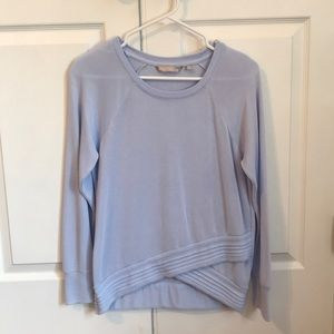 Athleta Criss Cross Sweatshirt XS